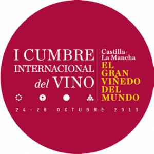 Logotipo Cumbre Internacional del Vino